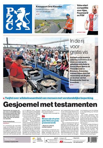 Provinciale Zeeuwse Courant 2019-08-05