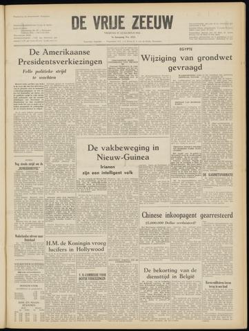 de Vrije Zeeuw 1952-08-15