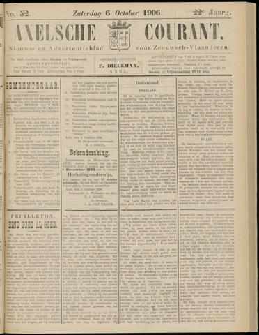 Axelsche Courant 1906-10-06