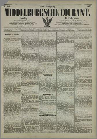 Middelburgsche Courant 1893-02-14