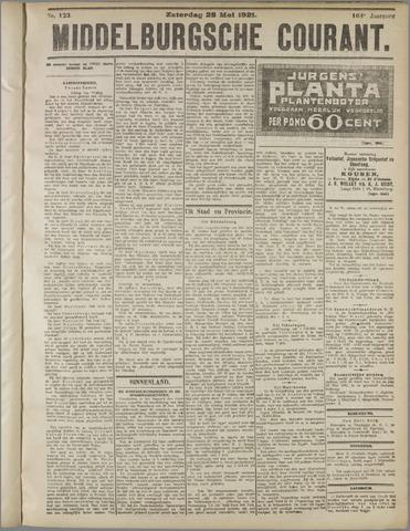 Middelburgsche Courant 1921-05-28