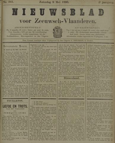 Nieuwsblad voor Zeeuwsch-Vlaanderen 1896-05-09