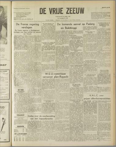 de Vrije Zeeuw 1958-04-16