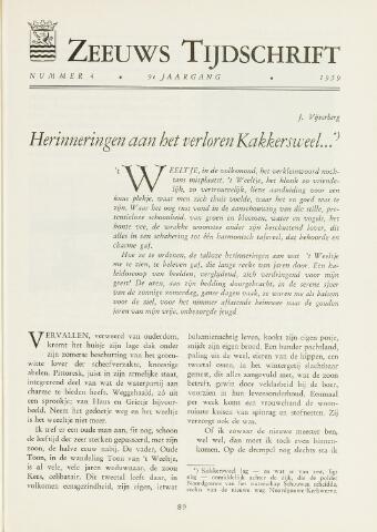 Zeeuws Tijdschrift 1959-07-01