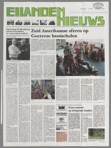 Eilanden-nieuws. Christelijk streekblad op gereformeerde grondslag 2007-04-03