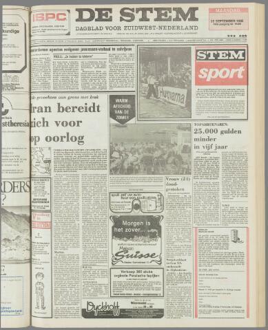 de Stem 1980-09-22