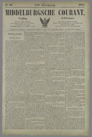 Middelburgsche Courant 1882-02-03
