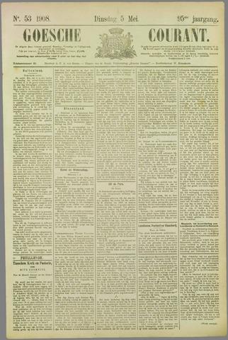 Goessche Courant 1908-05-05