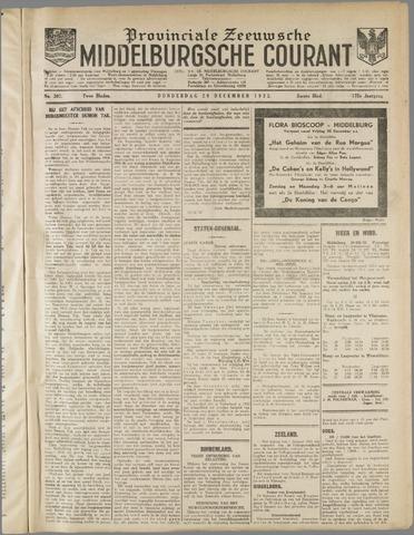 Middelburgsche Courant 1932-12-29