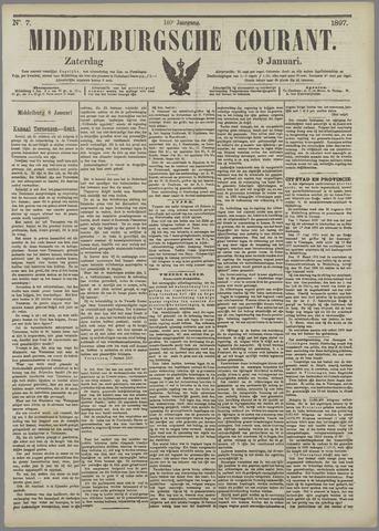 Middelburgsche Courant 1897-01-09