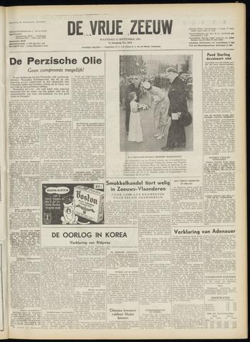 de Vrije Zeeuw 1951-09-17