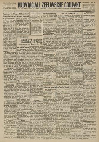 Provinciale Zeeuwse Courant 1945-11-15