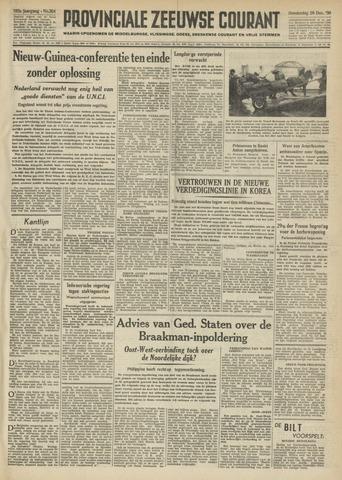 Provinciale Zeeuwse Courant 1950-12-28