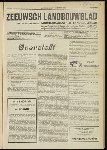 Zeeuwsch landbouwblad ... ZLM land- en tuinbouwblad 1951-11-17
