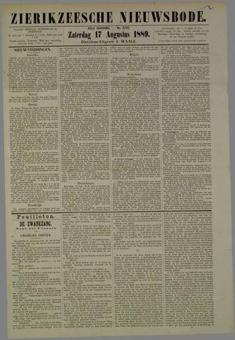 Zierikzeesche Nieuwsbode 1889-08-17