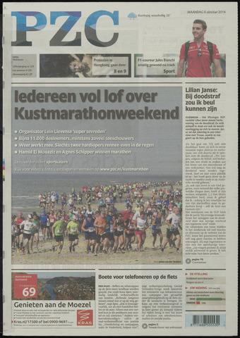 Provinciale Zeeuwse Courant 2014-10-06