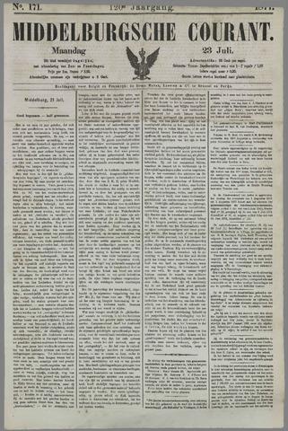 Middelburgsche Courant 1877-07-23