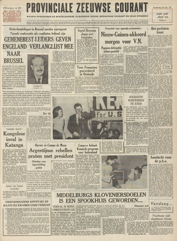 Provinciale Zeeuwse Courant 1962-09-20