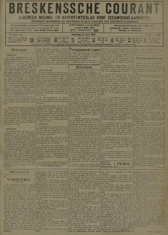 Breskensche Courant 1929-06-22