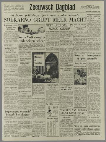Zeeuwsch Dagblad 1960-01-13