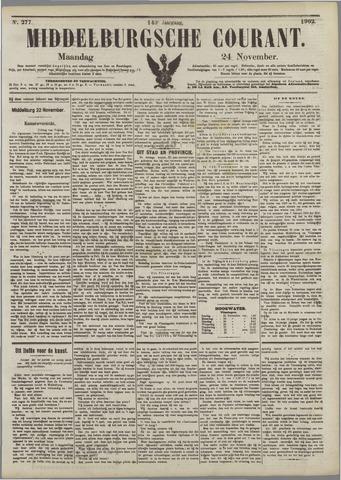 Middelburgsche Courant 1902-11-24