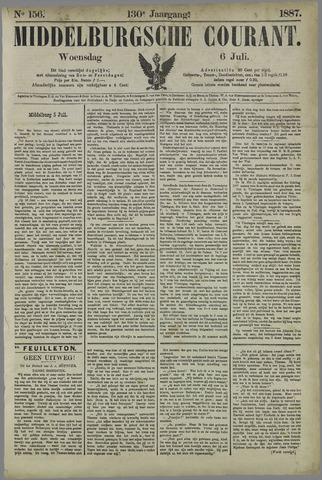 Middelburgsche Courant 1887-07-06