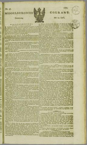 Middelburgsche Courant 1824-04-22