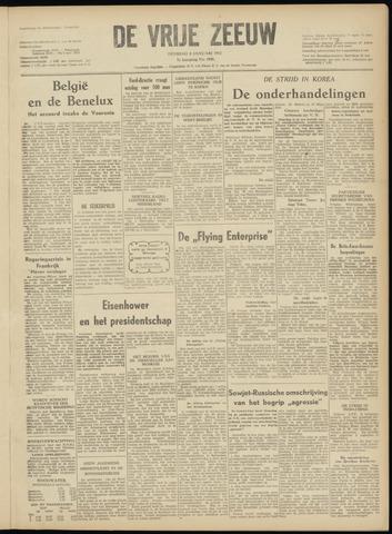 de Vrije Zeeuw 1952-01-08