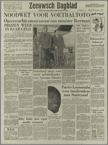 Zeeuwsch Dagblad 1960-11-29