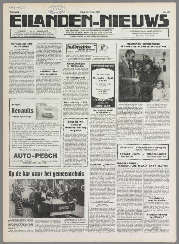 Eilanden-nieuws. Christelijk streekblad op gereformeerde grondslag 1979-12-14
