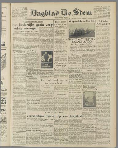 de Stem 1949-01-27