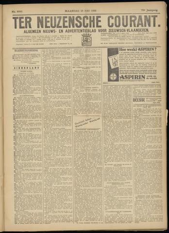 Ter Neuzensche Courant. Algemeen Nieuws- en Advertentieblad voor Zeeuwsch-Vlaanderen / Neuzensche Courant ... (idem) / (Algemeen) nieuws en advertentieblad voor Zeeuwsch-Vlaanderen 1933-05-15