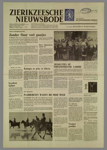 Zierikzeesche Nieuwsbode 1974-02-25