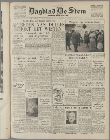 de Stem 1959-04-16