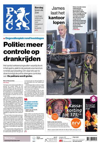 Provinciale Zeeuwse Courant 2017-12-21