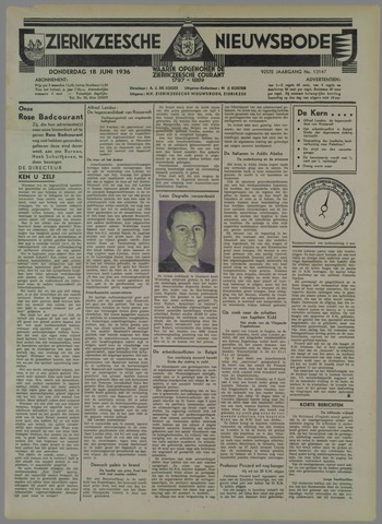 Zierikzeesche Nieuwsbode 1936-06-18