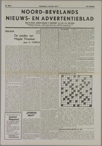 Noord-Bevelands Nieuws- en advertentieblad 1978-11-09