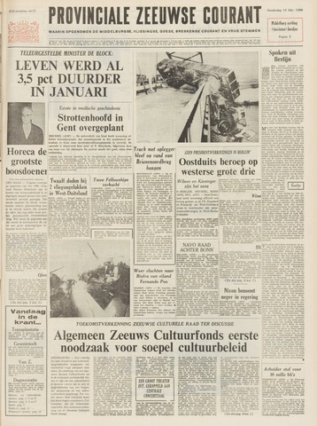 Provinciale Zeeuwse Courant 1969-02-13
