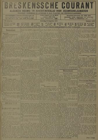 Breskensche Courant 1929-08-10