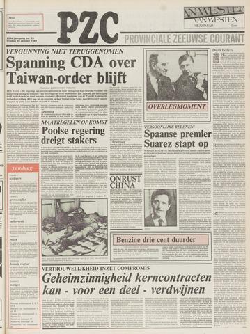 Provinciale Zeeuwse Courant 1981-01-30