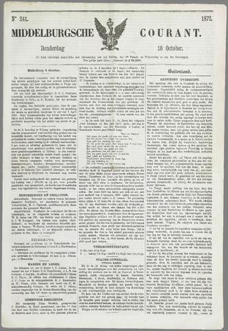 Middelburgsche Courant 1872-10-10