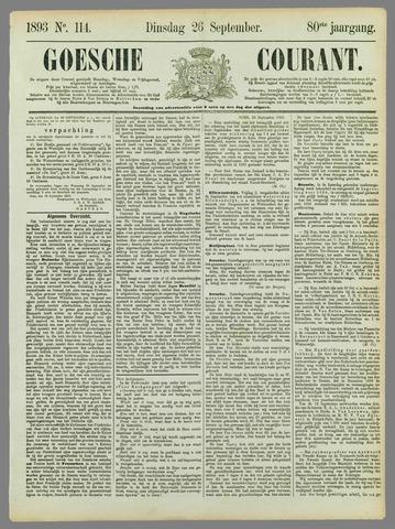 Goessche Courant 1893-09-26