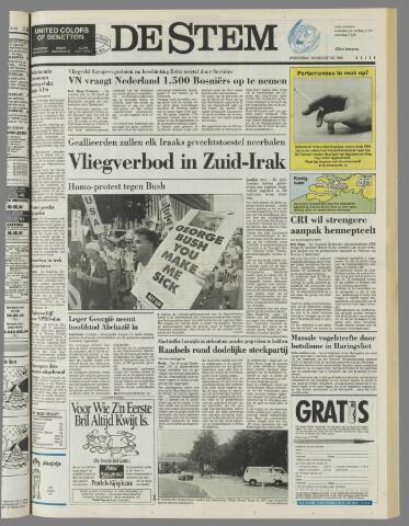 de Stem 1992-08-19