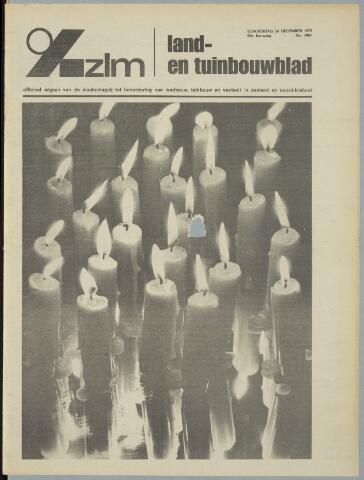 Zeeuwsch landbouwblad ... ZLM land- en tuinbouwblad 1970-12-24