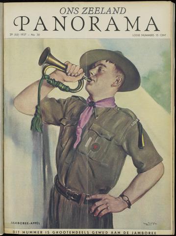 Ons Zeeland / Zeeuwsche editie 1937-07-29
