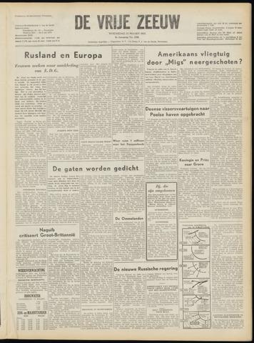 de Vrije Zeeuw 1953-03-11