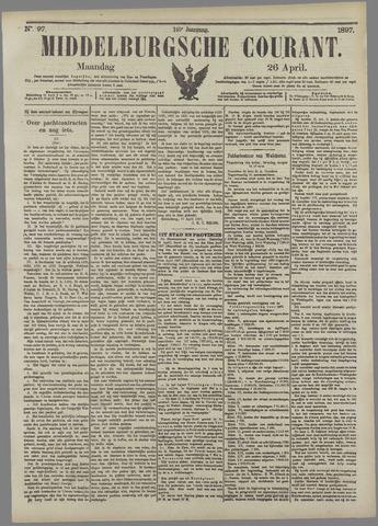 Middelburgsche Courant 1897-04-26