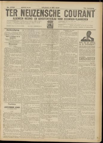 Ter Neuzensche Courant. Algemeen Nieuws- en Advertentieblad voor Zeeuwsch-Vlaanderen / Neuzensche Courant ... (idem) / (Algemeen) nieuws en advertentieblad voor Zeeuwsch-Vlaanderen 1938-05-06