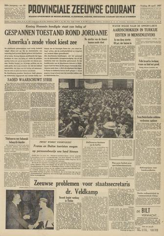 Provinciale Zeeuwse Courant 1957-04-26