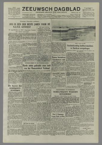 Zeeuwsch Dagblad 1953-12-11